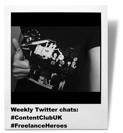 #ContentClubUK - #FreelanceHeroes
