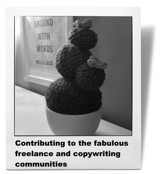 Freelance and copywriting communities