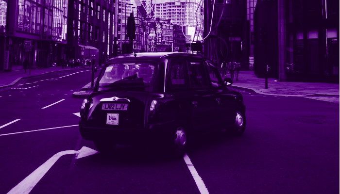 The black cab