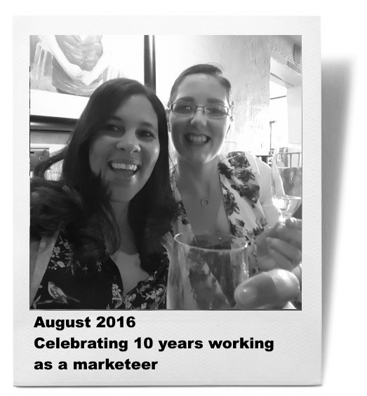 About Alice: Celebrating 10 years in B2B marketing