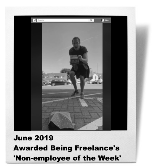 Being Freelance: non-employee of the week